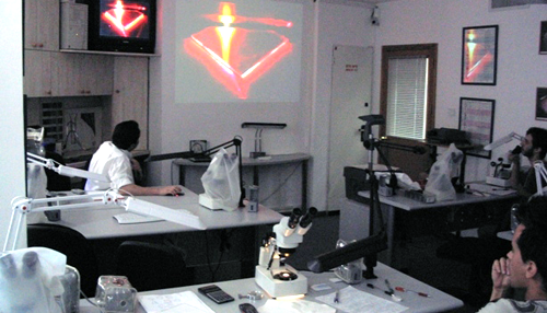 GWLAB lab class