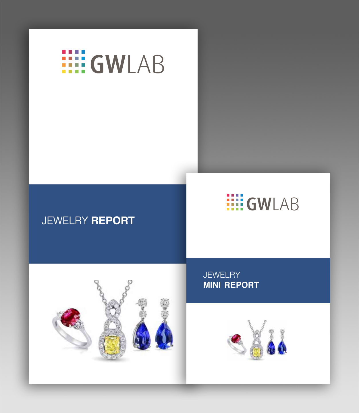 GWLAB Jewelry Report - Outer Cover