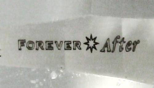 Inscription of a logo